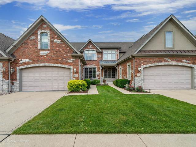 2442 Durand Drive #2442, Downers Grove, IL 60516 (MLS #11179352) :: Carolyn and Hillary Homes