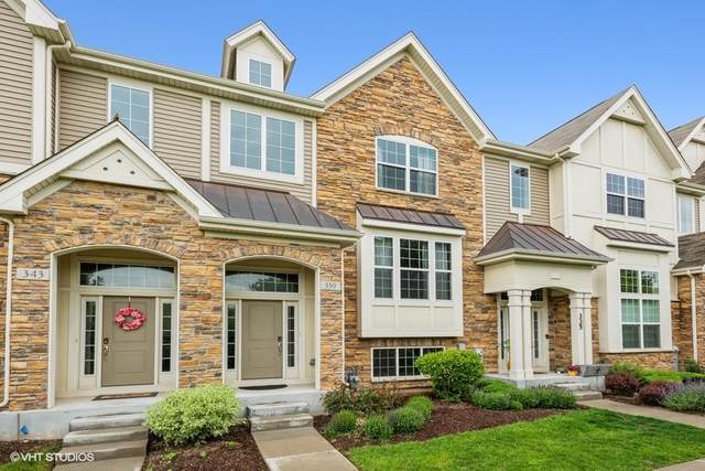 339 Saunders Circle, Carol Stream, IL 60188 (MLS #11179382) :: Carolyn and Hillary Homes