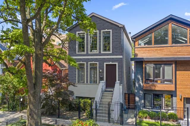 2012 N Leavitt Street, Chicago, IL 60647 (MLS #11179424) :: Carolyn and Hillary Homes