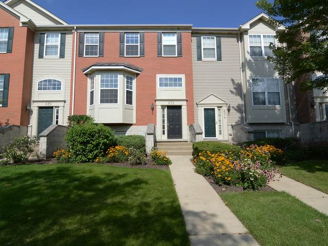 672 Lambert Lane, Bartlett, IL 60103 (MLS #11179582) :: John Lyons Real Estate