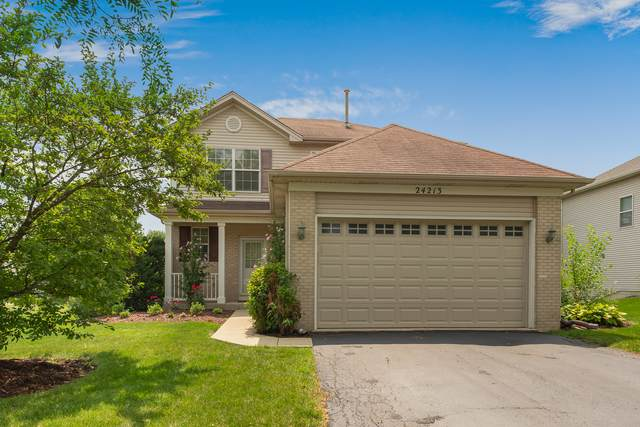 24213 Apple Tree Lane, Plainfield, IL 60585 (MLS #11179694) :: The Wexler Group at Keller Williams Preferred Realty