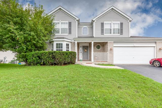 14053 Hunt Club Lane, Plainfield, IL 60544 (MLS #11179821) :: The Wexler Group at Keller Williams Preferred Realty