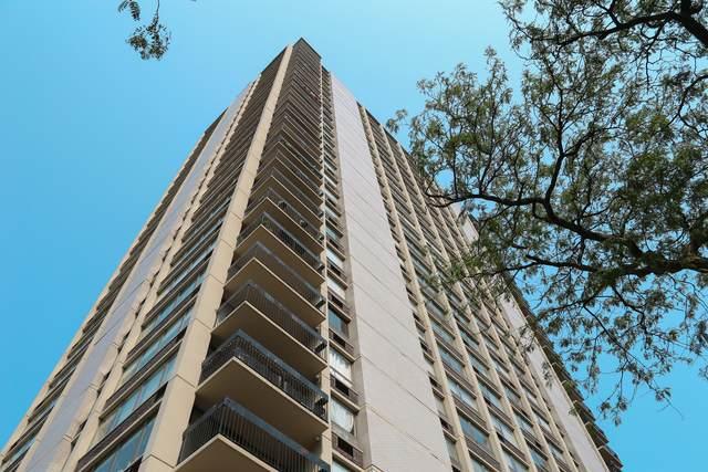 1355 N Sandburg Terrace #2505, Chicago, IL 60610 (MLS #11180261) :: The Wexler Group at Keller Williams Preferred Realty