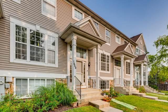 1640 Fox Run Drive #00, Arlington Heights, IL 60004 (MLS #11180843) :: Littlefield Group