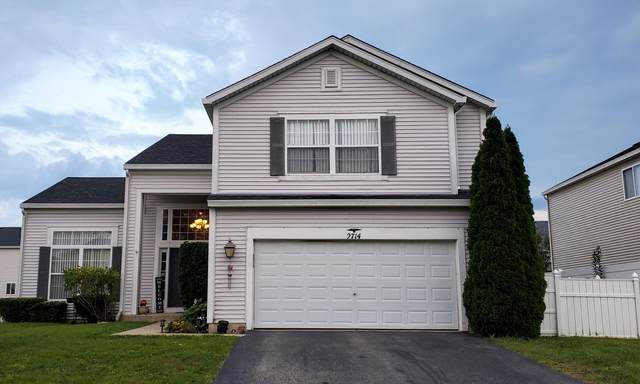 2714 Adobe Drive, Plainfield, IL 60586 (MLS #11181003) :: The Wexler Group at Keller Williams Preferred Realty