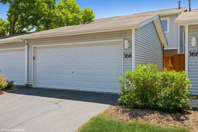 366 Dogwood Terrace, Buffalo Grove, IL 60089 (MLS #11181265) :: Littlefield Group