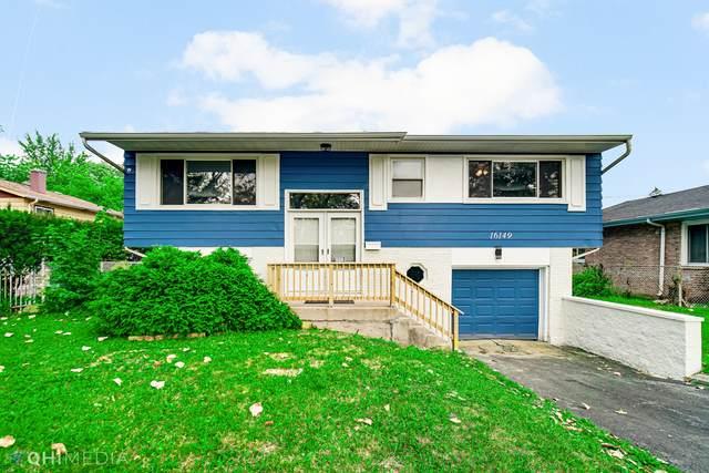 16149 Marshfield Avenue, Markham, IL 60428 (MLS #11181335) :: The Wexler Group at Keller Williams Preferred Realty