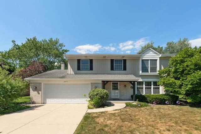 3858 Russett Lane, Northbrook, IL 60062 (MLS #11181365) :: John Lyons Real Estate