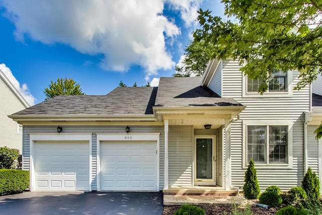 806 Derby Course, St. Charles, IL 60174 (MLS #11181381) :: Jacqui Miller Homes