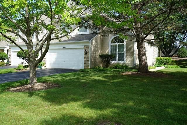 1448 Diamond Drive, Hoffman Estates, IL 60192 (MLS #11181573) :: Angela Walker Homes Real Estate Group