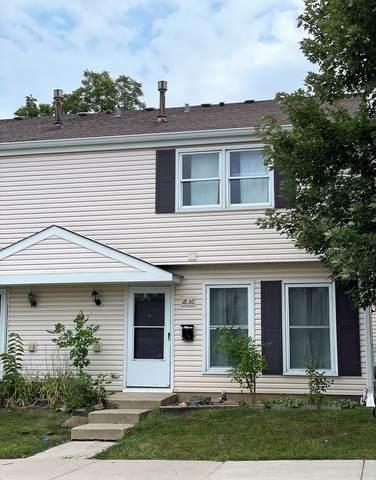 1836 Jamestown Circle #1836, Hoffman Estates, IL 60194 (MLS #11181651) :: John Lyons Real Estate