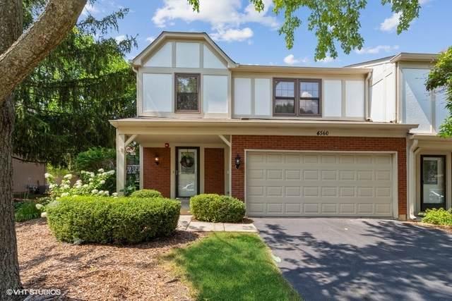 4560 Topaz Drive, Hoffman Estates, IL 60192 (MLS #11182377) :: Littlefield Group