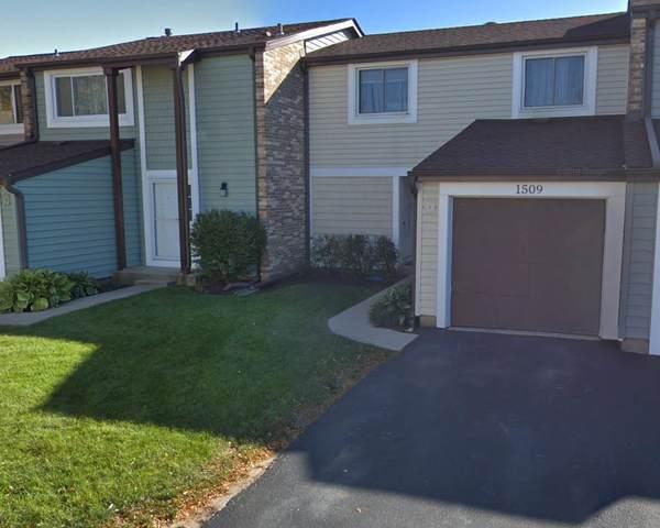 1509 Cedarwood Lane, Wheeling, IL 60090 (MLS #11183133) :: Littlefield Group