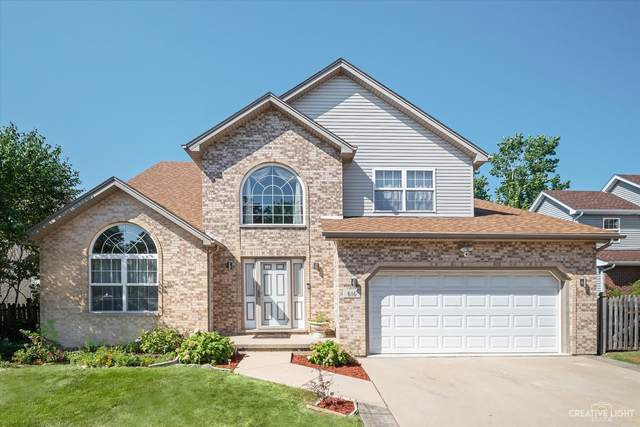 616 Haley Meadows Drive, Romeoville, IL 60446 (MLS #11183134) :: Angela Walker Homes Real Estate Group