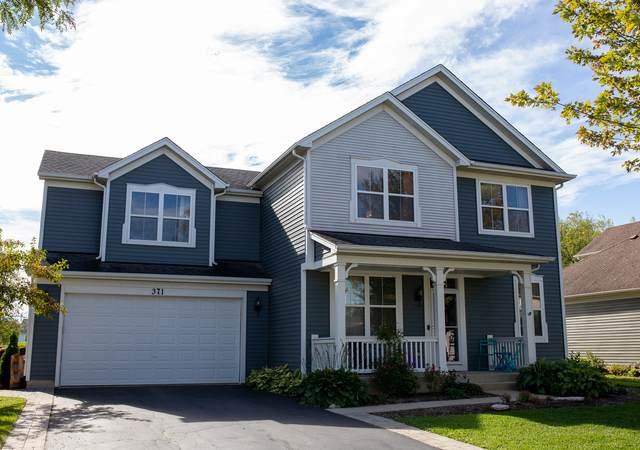 371 Oakmont Drive, Cary, IL 60013 (MLS #11183270) :: Suburban Life Realty