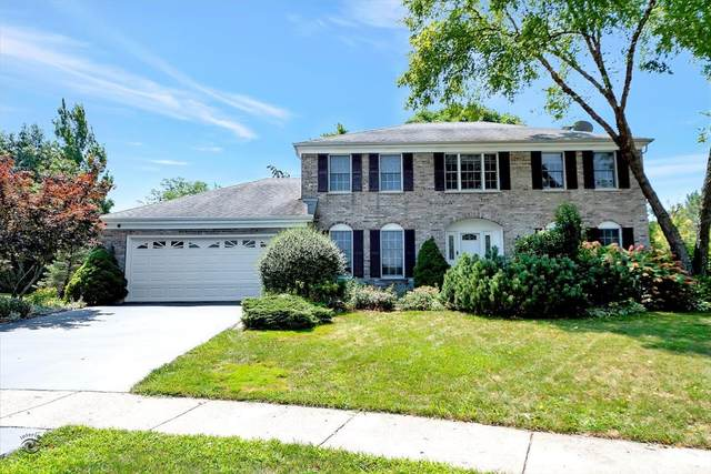 239 Hill Road, Willowbrook, IL 60527 (MLS #11183380) :: The Wexler Group at Keller Williams Preferred Realty