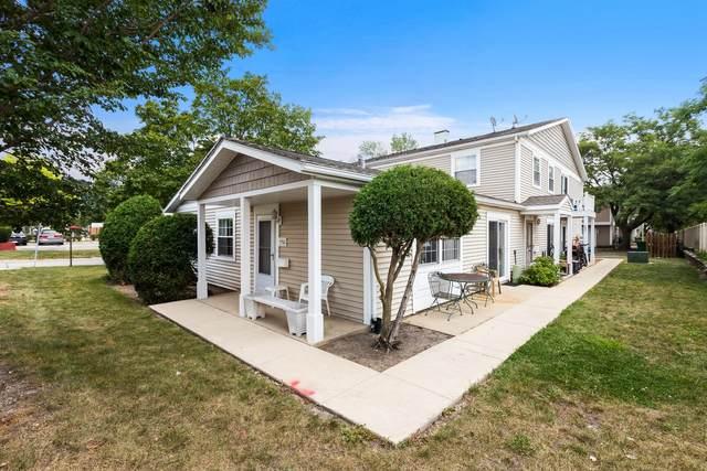 550 Pam Court #550, Wheeling, IL 60090 (MLS #11183381) :: John Lyons Real Estate