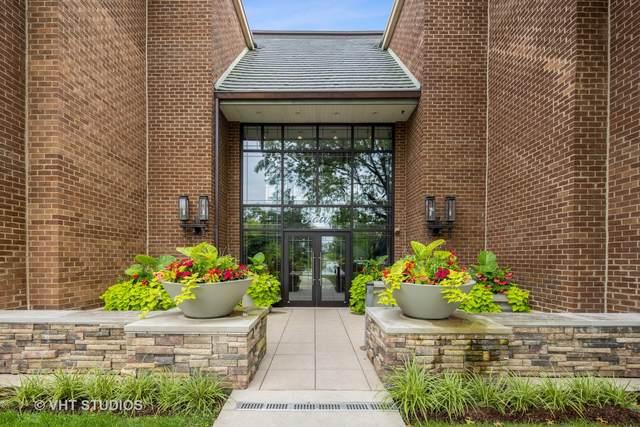4 Oak Brook Club Drive F107, Oak Brook, IL 60523 (MLS #11183543) :: Angela Walker Homes Real Estate Group