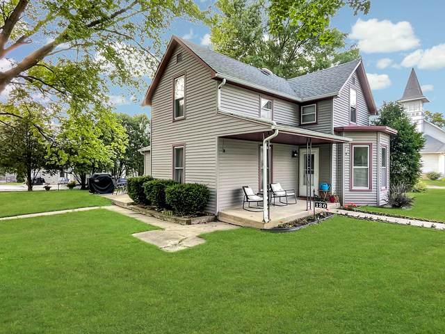 120 N Church Street, Dakota, IL 61018 (MLS #11183790) :: The Wexler Group at Keller Williams Preferred Realty