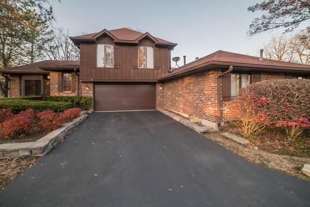 11753 S Brookside Drive 101-16, Palos Park, IL 60464 (MLS #11183911) :: John Lyons Real Estate