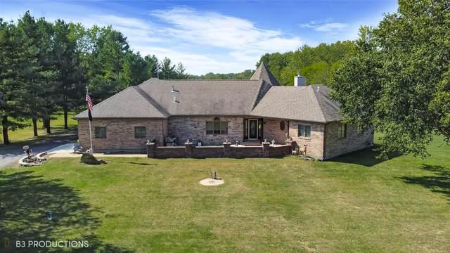 34714 S Cemetery Road, Braidwood, IL 60408 (MLS #11184349) :: John Lyons Real Estate