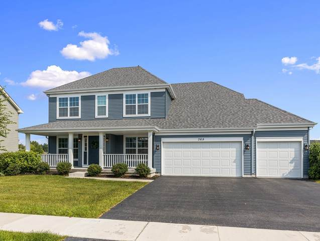 369 E Becker Place, Sycamore, IL 60178 (MLS #11184377) :: The Wexler Group at Keller Williams Preferred Realty