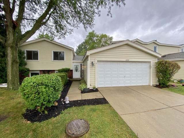 635 Darien Court, Hoffman Estates, IL 60169 (MLS #11184381) :: Littlefield Group