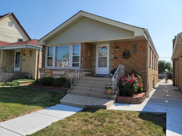 6615 S Knox Avenue, Chicago, IL 60629 (MLS #11185084) :: The Wexler Group at Keller Williams Preferred Realty
