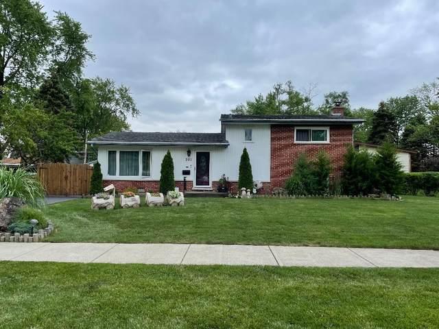 501 E Garwood Avenue, Mount Prospect, IL 60056 (MLS #11185138) :: John Lyons Real Estate