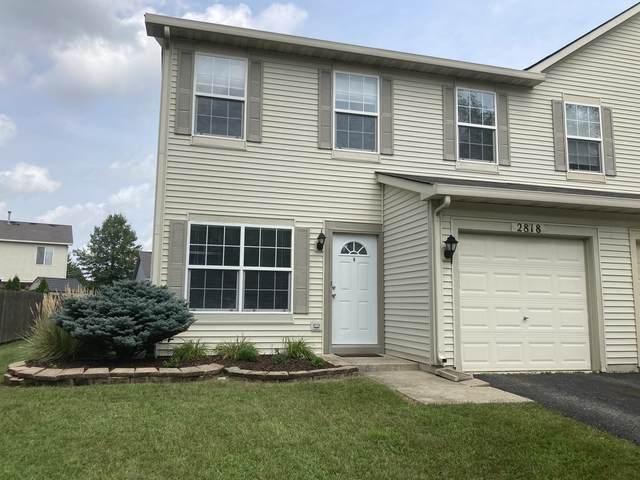 2818 Rebecca Court, Montgomery, IL 60538 (MLS #11185186) :: John Lyons Real Estate