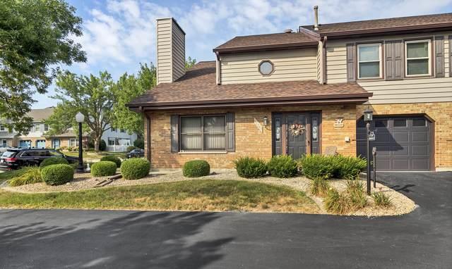 15741 Chesterfield Lane, Orland Park, IL 60462 (MLS #11185328) :: John Lyons Real Estate