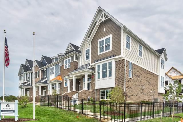 1932 Kingsley Lot #7.01 Circle, Northbrook, IL 60062 (MLS #11185502) :: John Lyons Real Estate