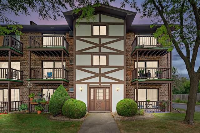 11800 S Komensky Avenue #104, Alsip, IL 60803 (MLS #11185512) :: John Lyons Real Estate