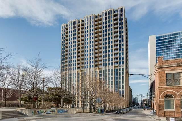 700 N Larrabee Street #1309, Chicago, IL 60610 (MLS #11185760) :: Touchstone Group