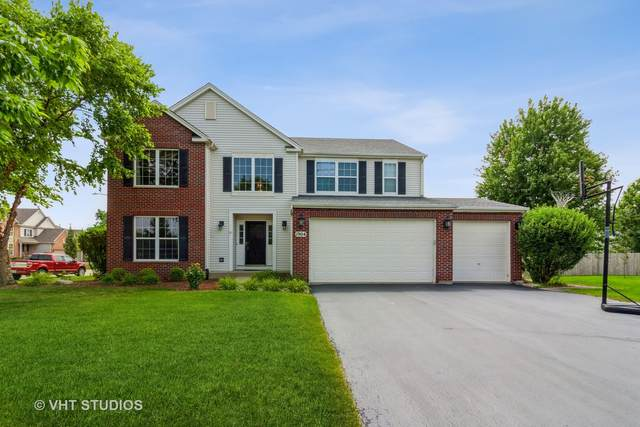 1904 Townsend Court, Plainfield, IL 60586 (MLS #11185991) :: Suburban Life Realty
