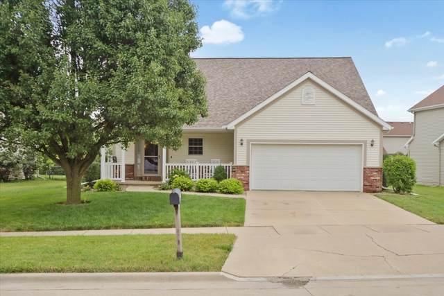 514 Eddy Road, Bloomington, IL 61704 (MLS #11186074) :: Suburban Life Realty