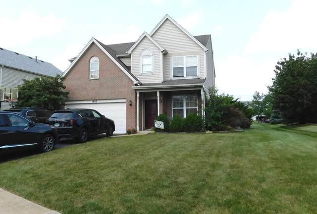 1802 Prairie Ridge Drive, Plainfield, IL 60586 (MLS #11186132) :: The Wexler Group at Keller Williams Preferred Realty
