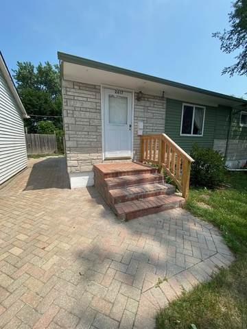 2617 Yeoman Street, Waukegan, IL 60087 (MLS #11186140) :: John Lyons Real Estate