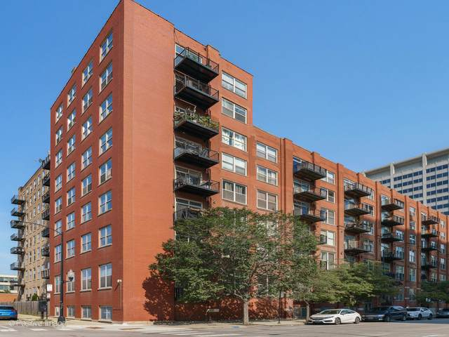 420 S Clinton Street 208A, Chicago, IL 60607 (MLS #11186399) :: Touchstone Group