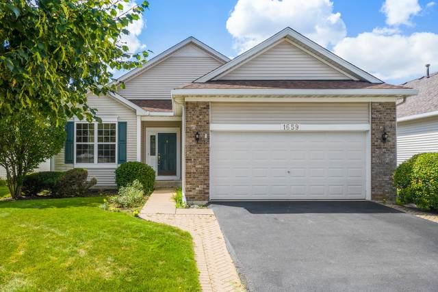 1659 Benzie Circle, Romeoville, IL 60446 (MLS #11186587) :: John Lyons Real Estate