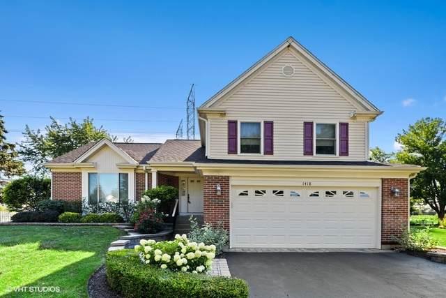 1418 Margate Drive, Buffalo Grove, IL 60089 (MLS #11186722) :: Littlefield Group