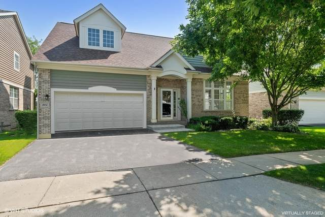 1851 Olympic Drive, Vernon Hills, IL 60061 (MLS #11186783) :: The Wexler Group at Keller Williams Preferred Realty