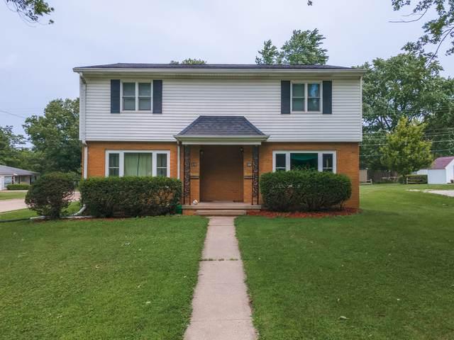 308-310 Warren Avenue, Normal, IL 61761 (MLS #11186913) :: Suburban Life Realty