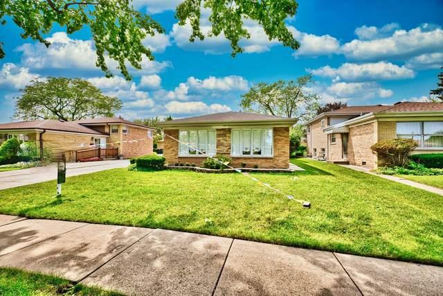 8532 N Oketo Avenue, Niles, IL 60714 (MLS #11187152) :: John Lyons Real Estate