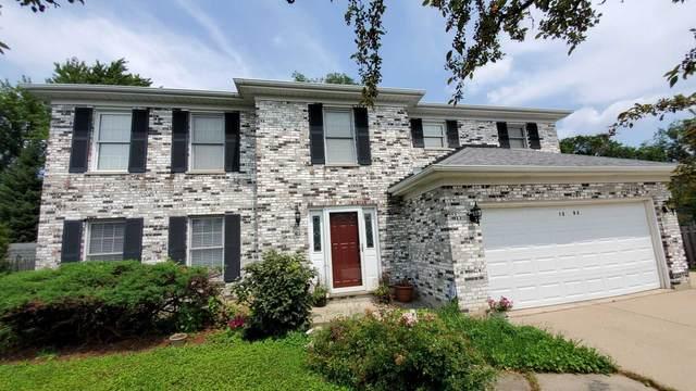 1285 Roberta Court, Glendale Heights, IL 60139 (MLS #11187186) :: John Lyons Real Estate
