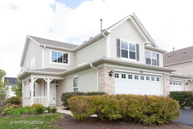 369 Chesapeake Lane, Oswego, IL 60543 (MLS #11187227) :: John Lyons Real Estate