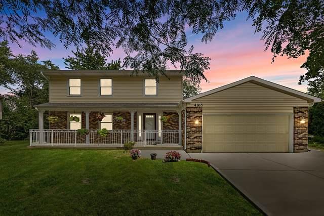 4165 Ludington Court, Hoffman Estates, IL 60192 (MLS #11187250) :: Suburban Life Realty