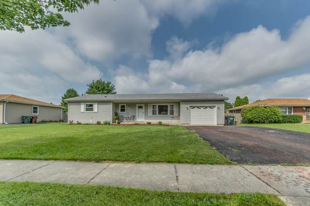 713 S Cooper Road, New Lenox, IL 60451 (MLS #11187497) :: The Wexler Group at Keller Williams Preferred Realty