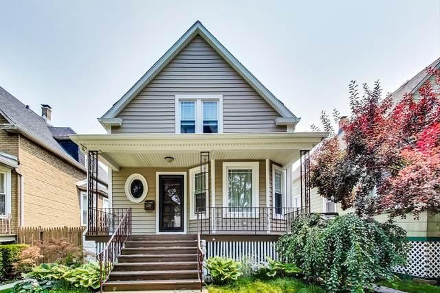 4439 N Keystone Avenue, Chicago, IL 60630 (MLS #11187502) :: Lewke Partners - Keller Williams Success Realty