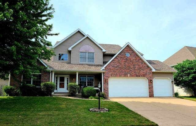 405 W Westfield Court, Dunlap, IL 61525 (MLS #11188356) :: The Wexler Group at Keller Williams Preferred Realty